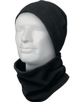 Kedro Fleece Set universal schwarz 100% Polyester