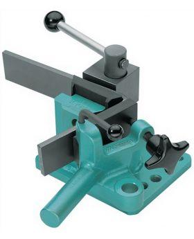 Excenter-Winkelbieger Arbeitsh.70 mm r=4 mm scharfkantig f.max.6 mm Materialst.
