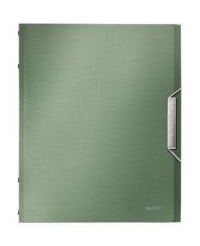Leitz Ordnungsmappe Style 39950053 DIN A4 6Fächer PP seladon grün
