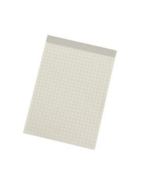 Soennecken Notizblock 1252 DIN A6 60g kariert 50Blatt weiß