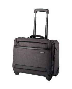 LIGHTPAK Business Laptop Trolley ARKON Polyester grau