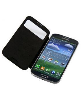 Flip-Cover für Samsung Galaxy S4 (i9500), diverse Farben, 10 Stück