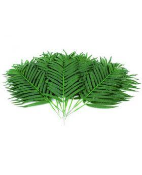 Cocos-Palmwedel kurz 12 Stück 80cm, Kunstpflanze