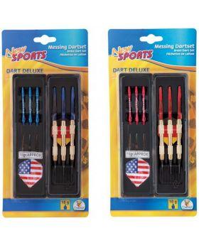 New Sports Softdart-Set Brass 18g, 1 Set