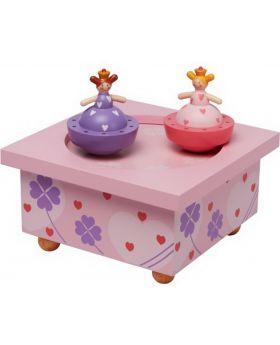Spieldose Prinzessin, 1 Stück