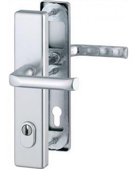 Schutz-Drückergarnitur London 61G/2222ZA/2220/113 ES1 SK2 PZ Vierkant 10mm