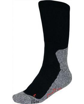 Socken schwarz/grau Gr. 47-50