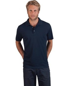 Men´s Superior Poloshirt Gr.M, navy