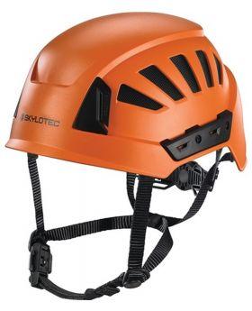 Industriekletterhelm INTERCEPTOR GRX, orange, Polycarbonat