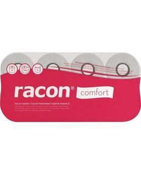Toilettenpapier Racon Comfort 2-lagig,Kleinrollen, 64 Rollen