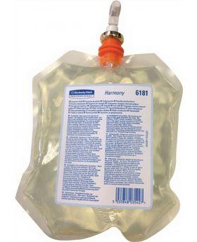 Duftbeutel Energy 6182 zitronenfrischer Duft 300ml Ausf. transp., 6 St.