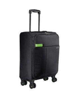 Leitz Trolley Complete Smart Traveller 62270095 4 Rollen schwarz
