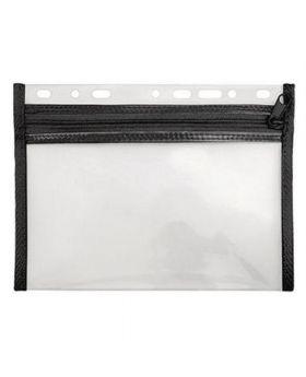 Veloflex Reißverschlusstasche VELOBAG XXS 4350080 DIN A5 schwarz
