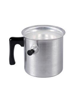 KARL KRÜGER Wasserbadkocher Alu 1,5l