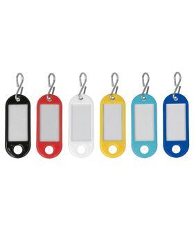 METALTEX Schlüsselanhänger, 6er Pack x 6 Packs = 36 Stück