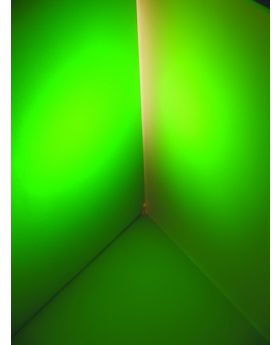 Dichro für Flutergrün frost, 165x132mm