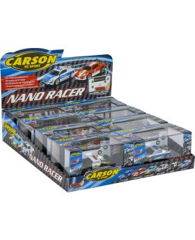 RC Nano Racer Display a 8 Stk
