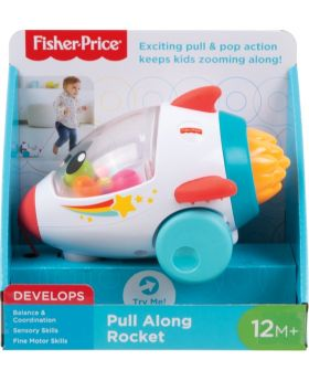 Fisher-Price Rollende Rakete