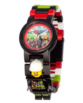 LEGO® City Fireman Watch (2018)